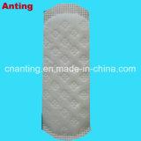 OEM Cotton155mm van de goede Kwaliteit de In te ademen Super Zachte Voeringen van het Damesslipje voor Vrouwen