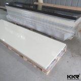 半透明な樹脂の石塀のパネルのアクリルの固体表面