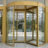 As portas revolvendo automáticas Three&Four voam portas giratórias