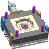 Le télémètre radar meurent le moulage de moulage pour la partie en aluminium 35 de machine-outil : )