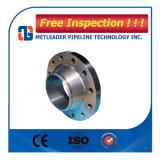 Bride du tuyau en acier au carbone avec la norme ANSI B16.5