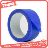 Fácil rasgar impermeable adhesivo de PVC en relieve la cinta del conducto