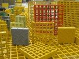Pasarela de FRP GRP Rejillas de fibra de vidrio/rejilla personalizada FRP rejilla moldeada