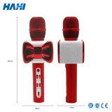 Het Metaal van uitstekende kwaliteit met galvaniseert de Microfoon van de Karaoke Bluetooth