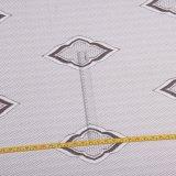 Tessuto di lavoro a maglia del poliestere per il materasso ed il cuscino