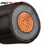 Cable de transmisión concéntrico forrado PVC de la CA