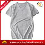 Vente en gros faite sur commande Chine (ES3052525AMA) de T-shirt de blanc d'homme du T-shirt 100%Cotton