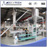Extrudeuse/plastique de granules de PVC réutilisant l'extrudeuse de granulation