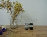 Bougie parfumée remplissante de cuvette en verre classique