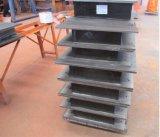 Hohe Dämpfung Gummipeilung für Gebäude-und Brücken-Unterseite