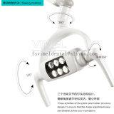 Orale helle zahnmedizinische medizinische Geschäfts-Lampe