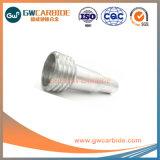 Karbid-Spray-Düse mit Stahl- und Aluminiumumhüllung