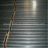 tubo quadrato perforato di 12/14ga HDG/Galvanized