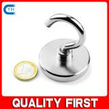 Imán de gran alcance de la taza hasta 210 libras de potencia de tenencia con 4 diámetro de 7/8 pulgada para el propósito de la tenencia