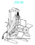 Tipo interno hidráulico corte del tubo y máquina que bisela de la extensión de Jtd