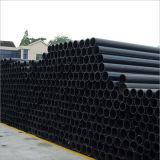 Plástico do preto do fornecedor do ouro de China tubulação do HDPE de 3 polegadas para o abastecimento de água bebendo