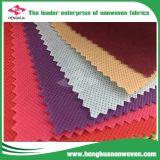 Barata tela no tejida de polipropileno Spunbond Nonwoven Fabric