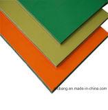 Comitati compositi di alluminio materiali della parete divisoria del rivestimento della parete della decorazione