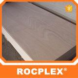Madera contrachapada de lujo de Rocplex, madera contrachapada del precio bajo, madera contrachapada usada Shee de la base