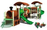 De populaire OpenluchtSpeelplaats van de Kinderen van de Reeks van het Avontuur van de Wildernis (hd-4202)