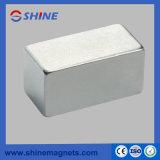 Embeded 자석 물자 40sh 네오디뮴 Gennerator 자석 장방형 모양 모터 자석