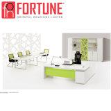 특별한 디자인 측 반환 (FOH-SM2318-B)를 가진 새로운 멜라민 유형 사무실 책상