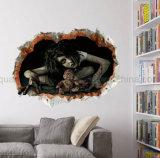 Papel de parede Lifelike creativo do papel de parede do PVC Wallcovering do costume 3D
