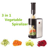 Кухонные приспособления электрический Spiralizer овощей с 3 лопастей