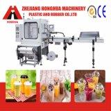 Recipientes de plástico totalmente automática Máquina de embalaje (HHPK-650)