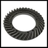 Completare in ingranaggi conici di spirale di specifiche per i pezzi di ricambio del trattore