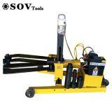 Tirador hidráulico motorizado montado vehículo del rodamiento