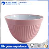 Настраиваемые долговременного использования меламина пластмассовую чашу Сала