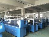 Flacher Strickmaschine-Hersteller, Textilmaschinerie-Maschinen