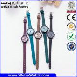 Crear los relojes de las mujeres para requisitos particulares del regalo del asunto del reloj (WY-122E)