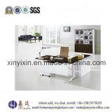 Scrivania esecutiva del CEO della mobilia di legno nera di colore (M2615#)