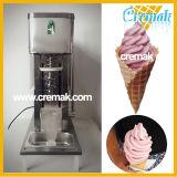 Congeler les fruits de turbulence de la crème glacée Blender pour la crème glacée de la Machine Shop