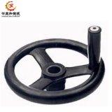 Precisão que molda a roda de mão da válvula do aço inoxidável