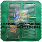 Llenado de cápsulas con la mano de la Junta de llenado de cápsulas de manual para cápsulas de esteroides