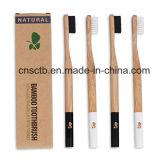 100% natürliches mehrfachverwendbares Merkmals-späteste Technologie-Bambus-Zahnbürste