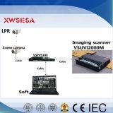 (IP66 UVIS) 휴대용 하부 구조 검사 감시 안전 Uvss (도난 방지 시스템)