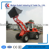 Four Wheel Drive Loaders with EPA Engine Zl18f
