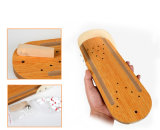 Brinquedo de madeira do bowling para crianças e adulto