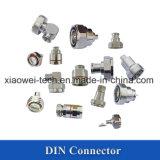 7/16 connecteur droit mâle DIN câble d'alimentation pour 1/2 ''
