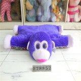 재고 동물은 PV 양털 방석 덮개를 인쇄했다