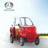 3 Auto van het Golf van het Elektrische voertuig van de Kar van de Passagier van zetels de Mini