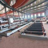 El techo y pared Sanwich rollo máquina formadora de panel