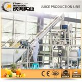 Processamento de suco de fruta totalmente automática de equipamento/Linha