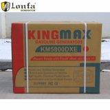 새로운 디자인 Giunee를 위한 높은 프레임 Kingmax 5800dxe 가솔린 발전기