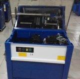 Hitte - de verzegelende Halfautomatische Machine van de Verpakking van de Doos van het Karton