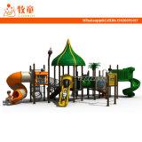 Nach Maß verwendetes im Freienspielplatz-Gerät für das Kind-Spielen im Freien